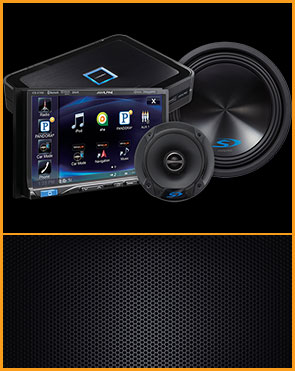 CAR AUDIO</br>& ELECTRONICS